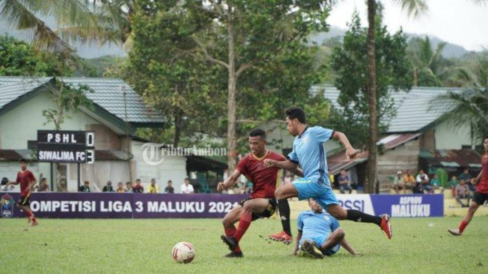 Siwalima FC Samai Rekor Gol Maluku FC Lewat Satu Pertandingan
