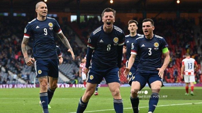 Hasil Kroasia vs Skotlandia: McGregor Bikin Skor Sama Kuat 1-1