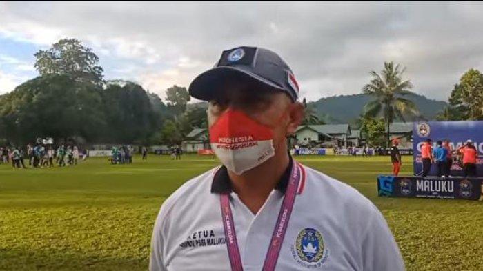 Usai Berakhirnya Liga 3 Maluku, PSSI Maluku; Sekarang Kita Fokus ke Maluku FC