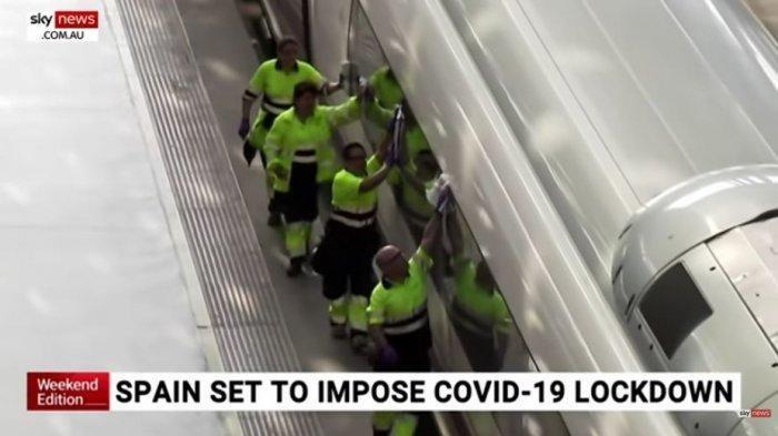 Covid-19 Eropa Mengkhawatirkan, Perancis Kembali Lockdown Sebulan