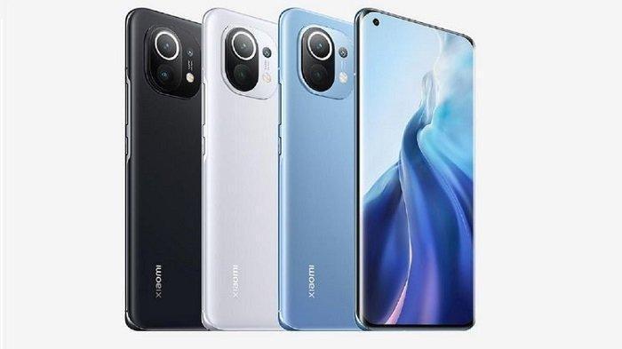 Daftar Harga HP Xiaomi Bulan April 2021, Mi 11 Rp 10 Juta, Redmi Note 10 Pro Rp 3,5 Juta