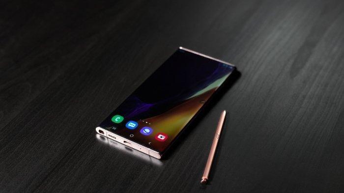 Daftar Harga HP Samsung Terbaru Mei 2021: Galaxy Note 20 Ultra Rp 16 Jutaan, Galaxy A80 Rp 5 Jutaan