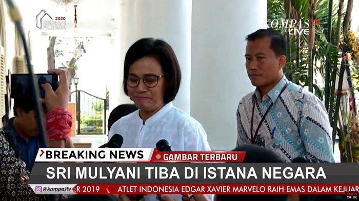Menteri Keuangan Sri Mulyani Dapat Tugas Baru dari Presiden Jokowi, Soal Pembangunan di Maluku