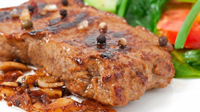Resep dan Cara Membuat Steak Barbeque Butter, Manfaatkan Daging Sapi Kurban!