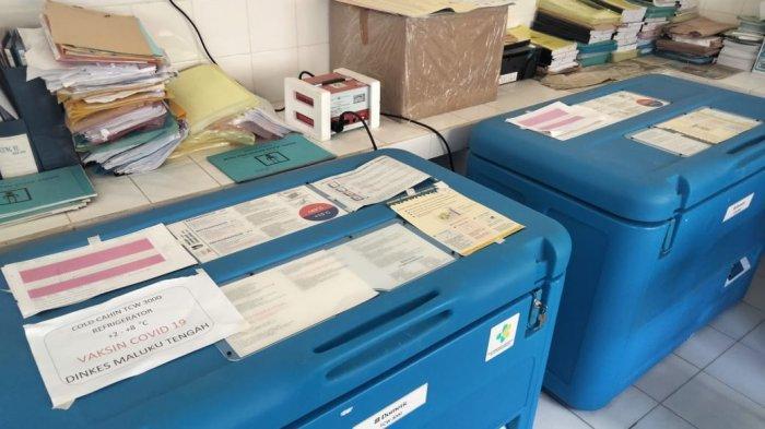 Jatah Vaksin Covid-19 Sudah Tiba di Masohi, 1.100 Orang Segera Divaksinasi