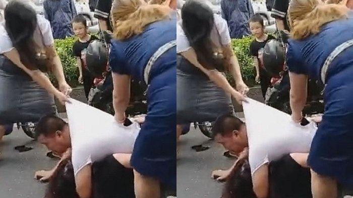 Viral Istri Tinggalkan Suami yang Pilih 'Lindungi' Selingkuhan Telanjang di Jalanan