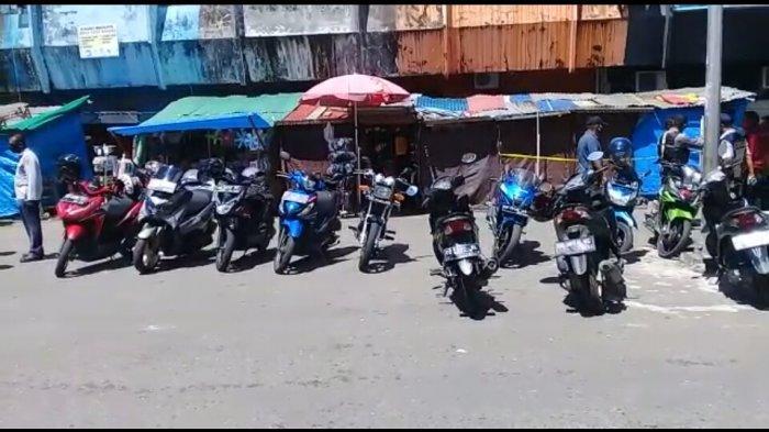 Pedagang di Ambon Meninggal Positif Corona, Random Rapid Tes Dilakukan Pada Pedagang Lainnya