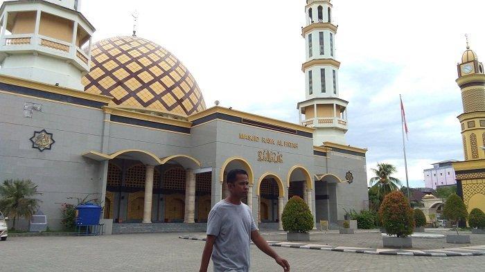 Masyarakat Boleh Shalat Idul Fitri di Mesjid Raya Al-Fatah Ambon