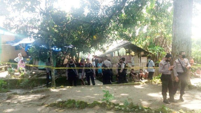 Curiga Ada Unsur Penganiayaan Orang Tua, Makam Bocah di Salahatu Mauku Tengah Dibongkar
