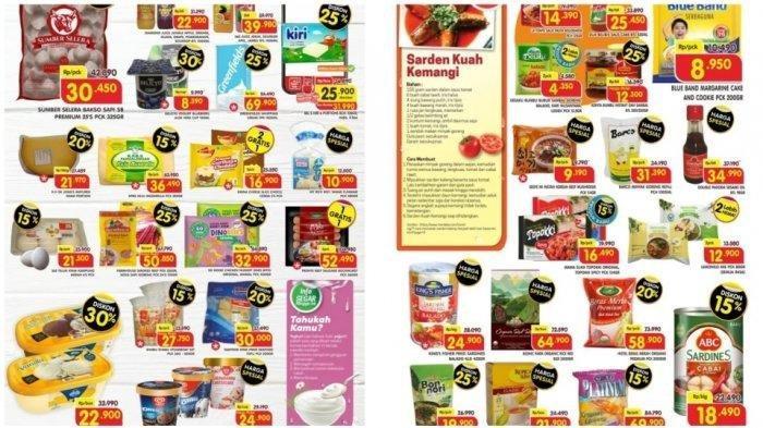 Katalog Promo JSM Superindo, 26 Maret 2021: Nikmati Diskon Kebutuhan Pokok hingga 40 Persen