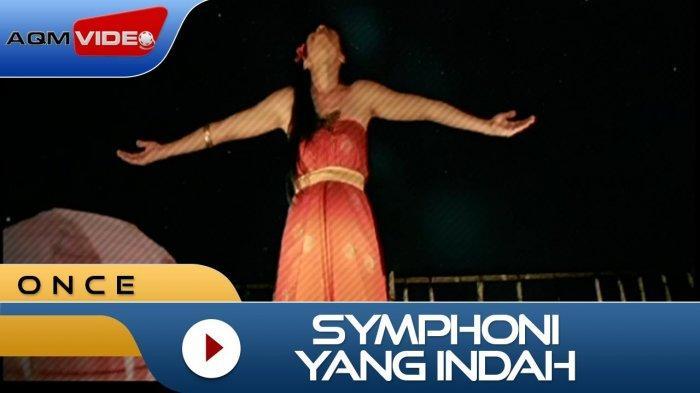 Chord Kunci Gitar Symphony yang Indah - Once, 'Syair dan Melodi Kau Bagai Aroma Penghapus Pilu'