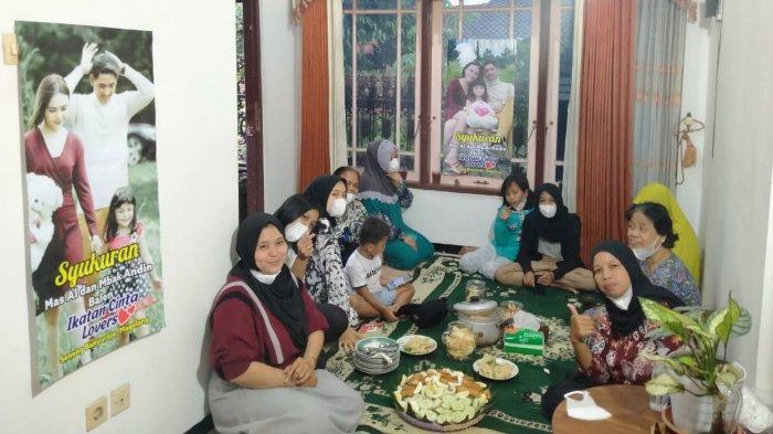 Viral Ibu-ibu Gelar Syukuran merayakan Andin dan Aldebaran di Sinetron Ikatan Cinta Tak Jadi Cerai