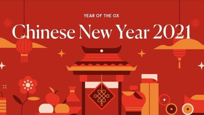 Kumpulan Ucapan Selamat Imlek 2021 dalam Bahasa Mandarin, Tak Hanya Gong Xi Fa Cai!
