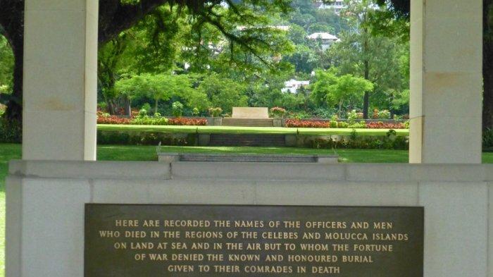Jadi Spot Swa Foto, Taman Kuburan Tentara Australia di Ambon Ditutup, Penikmat Taman Kecewa - taman_pahlawan_tentara_commonwealth_di_ambon_jan_2021.jpg