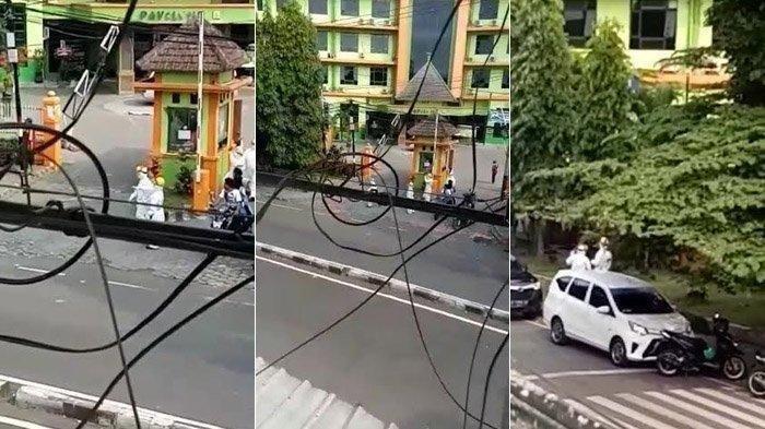 Pasien Covid-19 di Malang Kabur dari RS Berusaha Pulang Naik Ojek, Khawatir Dapat Tagihan Mahal