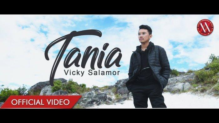 Chord Gitar Lagu Ambon Vicky Salamor - Tania, Ingin Dekat Deng Sejauh di Sana