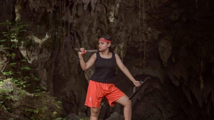 Soekarni Francha Persembahkan Tarian Kepulauan Kei di Perhelatan Wisata Nasional