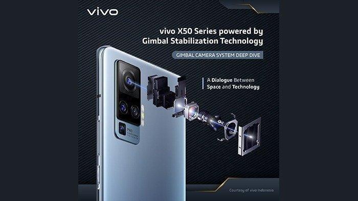 Update Daftar Harga HP Vivo Juli 2020: Vivo X50 DIbanderol Harga Rp 6,9 Jutaan
