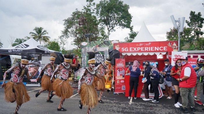 Akhirnya, Telkomsel Hadirkan Akses Pengalaman 5G Pertama di Papua