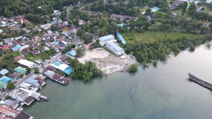 Buang Sampah di Kawasan Mangrove Teluk Ambon Bakal Terekam Kamera CCTV