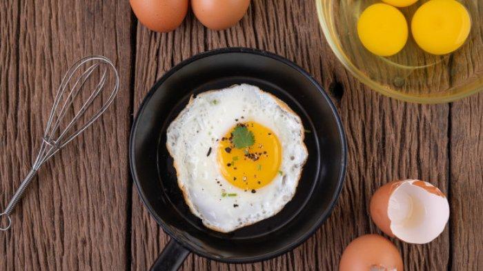Tak Boleh Sembarangan, Simak 3 Cara Memasak Telur dengan Benar