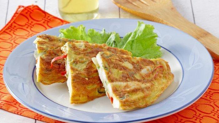 Resep Aneka Masakan Telur Dadar Enak, Menu Makan Praktis yang Siap Manjakan Lidahmu