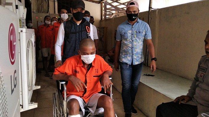 Curi Senjata Api di Rumah Polisi, Warga Tulehu Maluku Tengah Ditembak