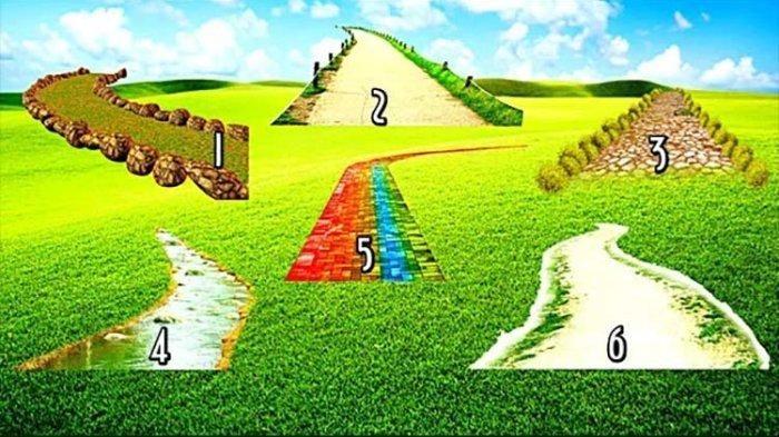 Tes Kepribadian: Jalan yang Kamu Pilih Menunjukkan Misi dalam Hidupmu