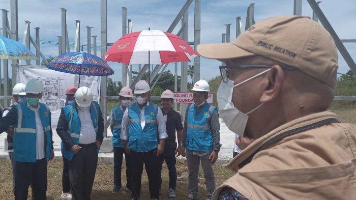 Tetelepta Bantu Monitoring Pembangunan Power Plant Tenaga Gas di Pulau Buru