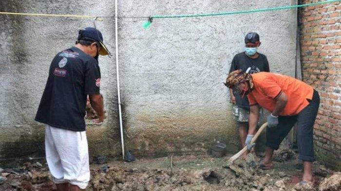 Jasad yang Terkubur di Belakang Rumah Penyekap Ibu Muda Diduga Wanita Gangguan Jiwa