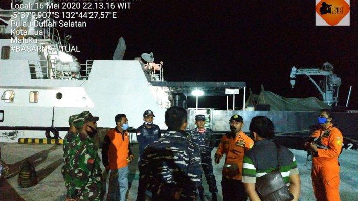 Sempat Hilang di Perairan Maluku Tenggara, Longboat Bermuatan 14 Orang Akhirnya Ditemukan