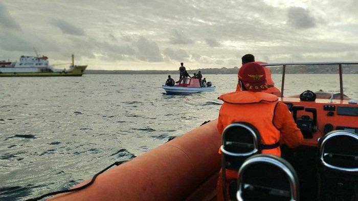 Tabrakan Kapal Speedboat vs Loangboat di Saumlaki Tanimbar, Satu Orang Hilang