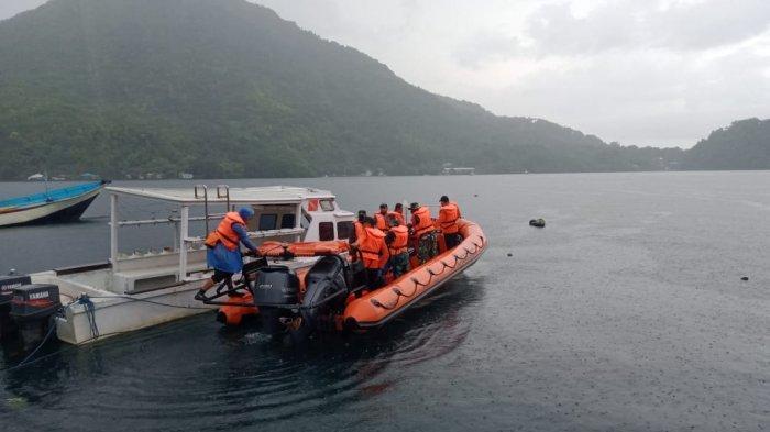 Kapal Kayu Rute Banda – Tehoru Hilang Kontak, Basarnas Lakukan Pencarian