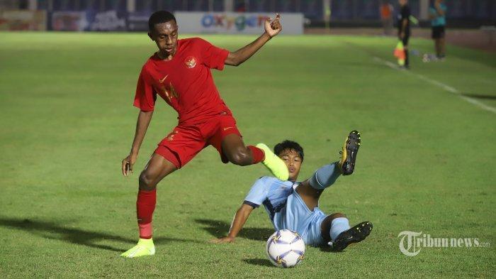 Sedang Main Live TV Timnas U16 Indonesia vs Brunei Darussalam, Garuda Muda Memimpin Sementara