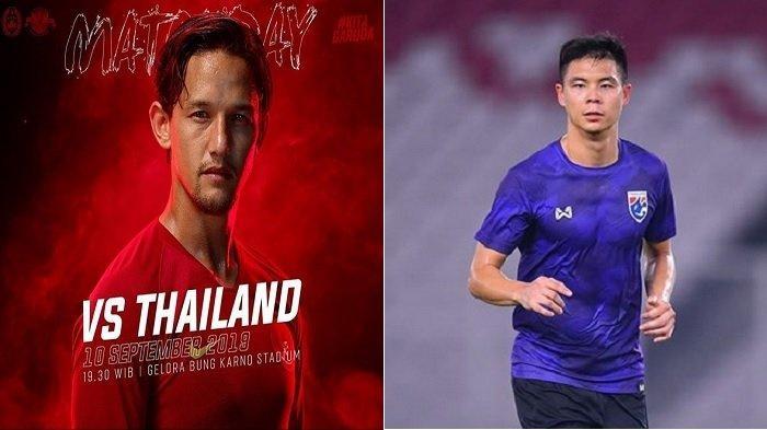 Live TV Online Timnas Indonesia vs Thailand, Cara Akses di HP via TVRI dan Mola TV Gratis
