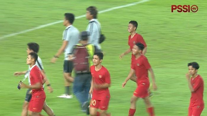 Di Balik Pemain Timnas U16 Indonesia Menangis karena Imbang 0-0 Lawan China, Lolos Wakil ASEAN