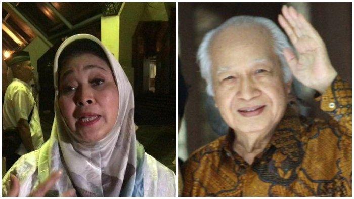 Kenang 100 Tahun Soeharto, Titiek Soeharto Singgung Utang Negara: Saya Rasa Bapak Sedih Melihat Ini