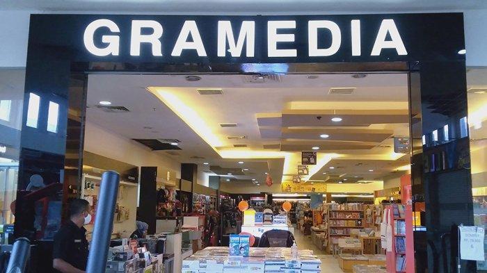 Januari Jadi Awal Baik, Pengunjung Toko Buku Gramedia di Ambon Mulai Stabil