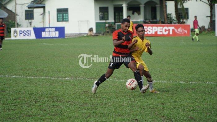 Usai Menang Tipis Kontra Wainuru, Tulehu United Pastikan Tempat ke-3 Liga 3 Maluku
