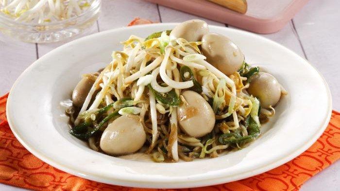 Resep Aneka Masakan Tumis Taoge Nikmat, Sajian Sederhana yang Kaya Nutrisi