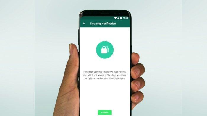 Cara Aktifkan Verifikasi 2 Langkah WhatsApp, Bisa Cegah Akun Dibajak