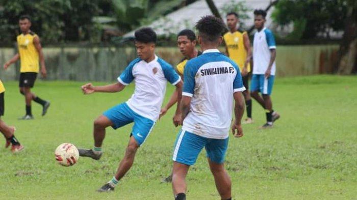 Usai Kalahkan PSHL, Siwalima FC Taklukan Dolorosa 3 - 0