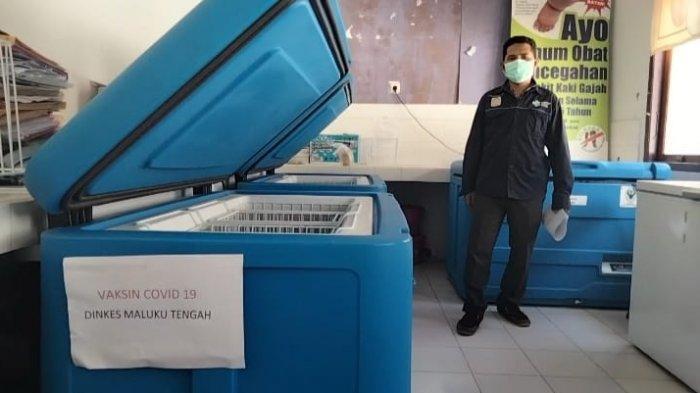 Vaksin Belum Dikirim, Vaksinasi Lansia dan Tenaga Pendidik di Kabupaten Maluku Tengah Tertunda