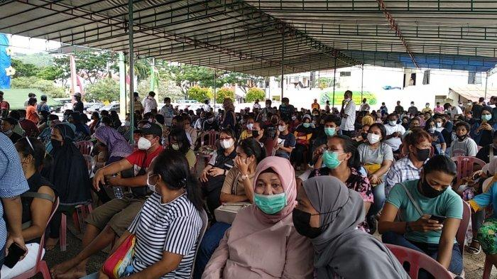 Antusias Warga untuk Divaksin Tinggi, Provinsi Maluku Lampaui Target Serbuan 1 Juta Vaksin Per Hari