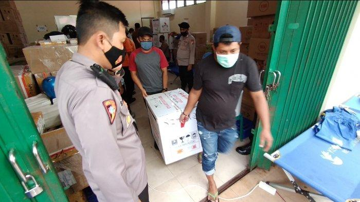 Akhirnya Vaksin Sinovac Didistribusikan ke-10 Kabupaten-Kota di Maluku
