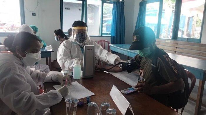 Update Vaksinasi; Baru 9 Ribu Warga Maluku Tengah Disuntik Vaksin Dosis Kedua