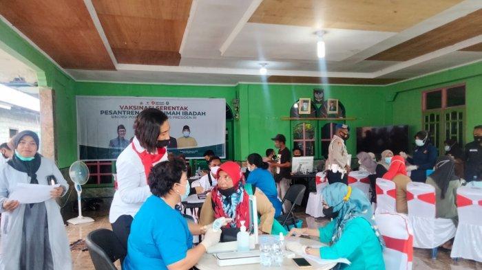 Vaksinasi di Maluku Tengah Capai 33 Ribu Per 18 September 2021