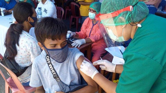 Satgas Covid-19 Maluku Harap Daerah Lain Bangun Posko Vaksinasi Seperti Kota Ambon