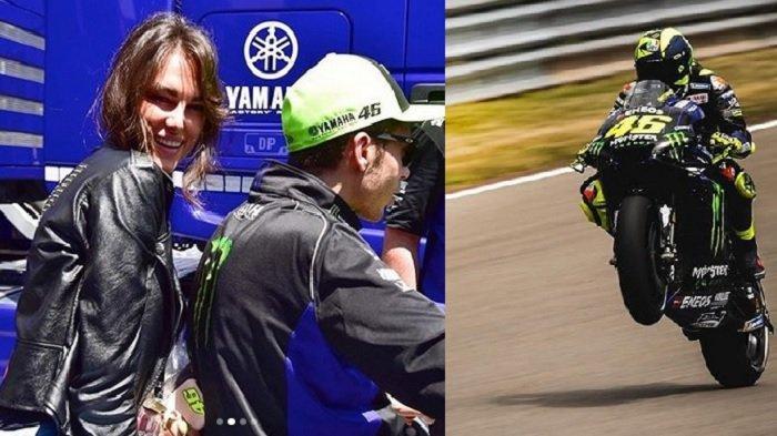 Valentino Rossi Diterpa Isu Pensiun & Keluar dari Yamaha, Intip Kegiatan Pacar The Doctor