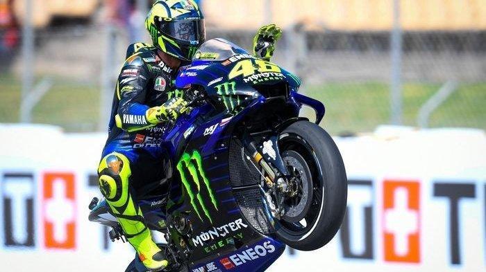 Dikabarkan Negatif Covid-19, Valentino Rossi Akan Kembali Mengaspal di Seri MotoGP 2020?
